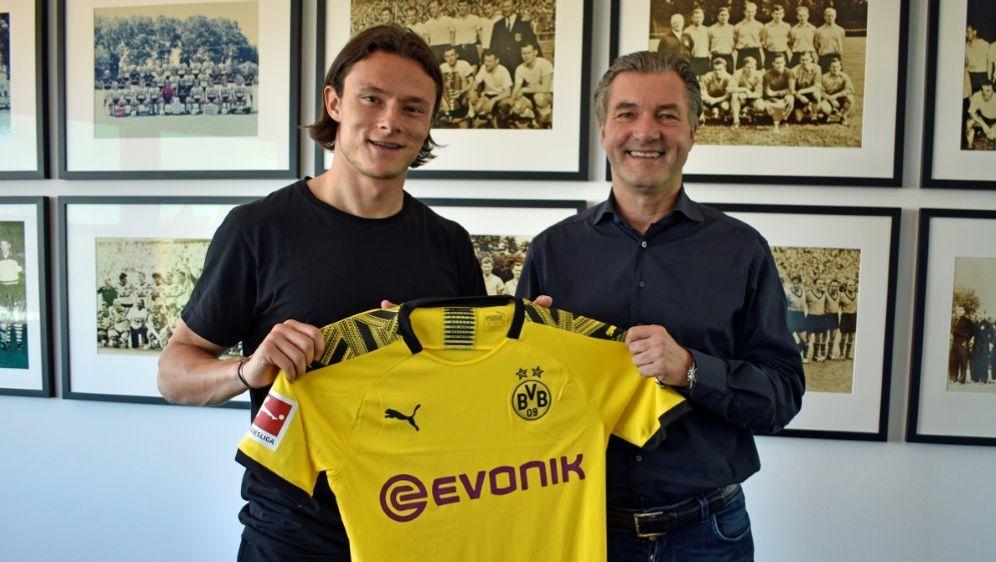 Wechselt von Hoffenheim nach Dortmund: Nico Schulz (l.) - Bildquelle: BORUSSIA DORTMUNDBORUSSIA DORTMUNDBORUSSIA DORTMUND