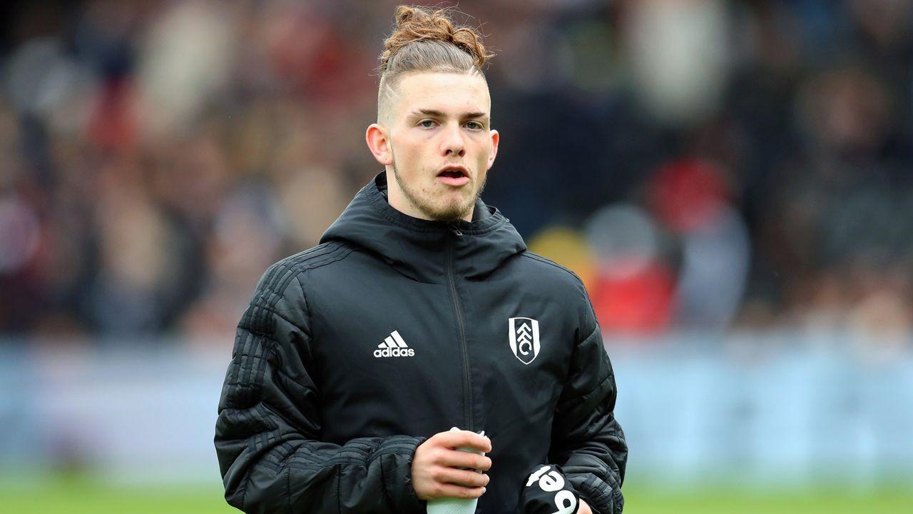 Premier League: Harvey Elliott (FC Fulham/England) - Bildquelle: 2019 Getty Images