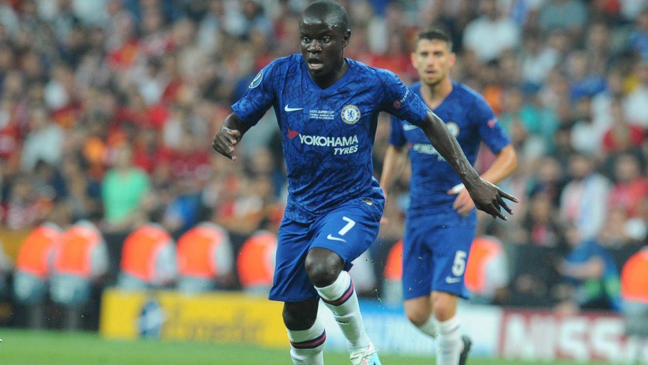 N'Golo Kante (FC Chelsea) - Bildquelle: imago