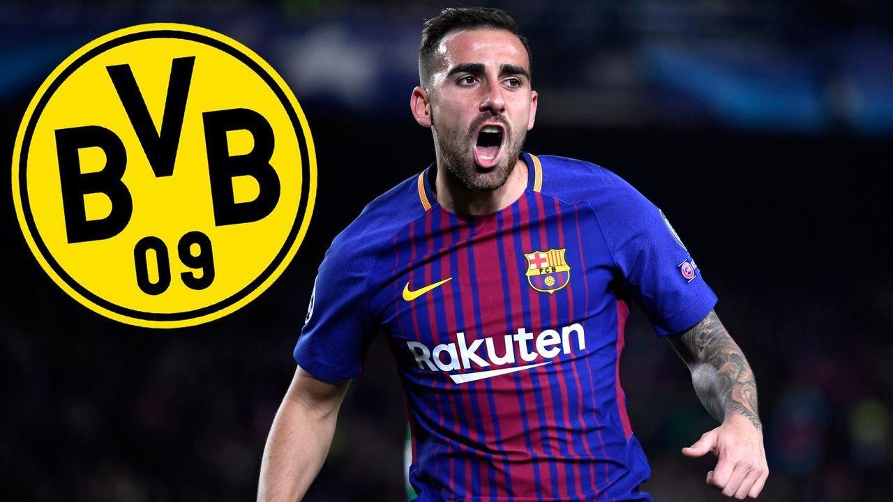 Paco Alcacer (Zugang Borussia Dortmund) - Bildquelle: getty