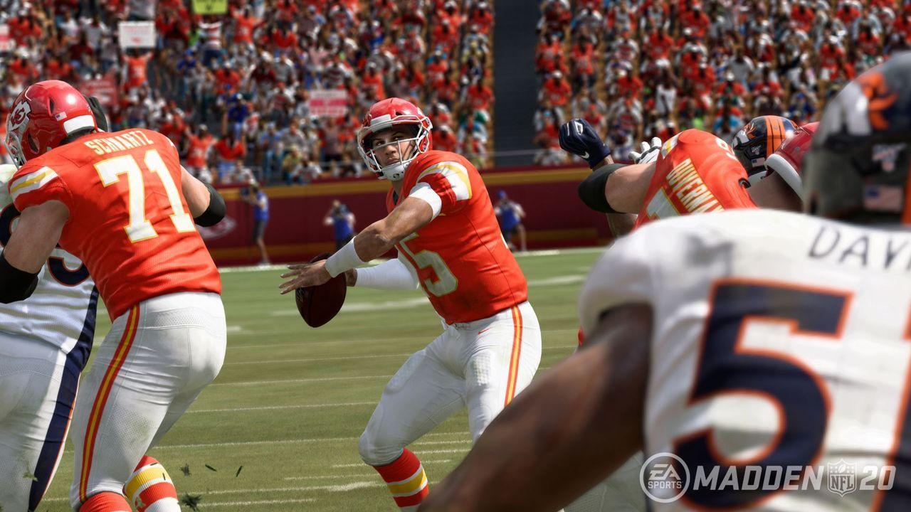 Madden NFL 20 (EA Sports)  - Bildquelle: EA Sports