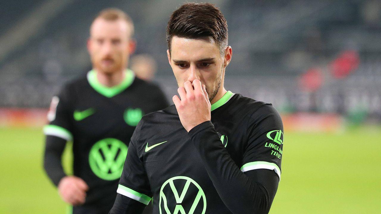 Josip Brekalo (VfL Wolfsburg) - Bildquelle: Imago