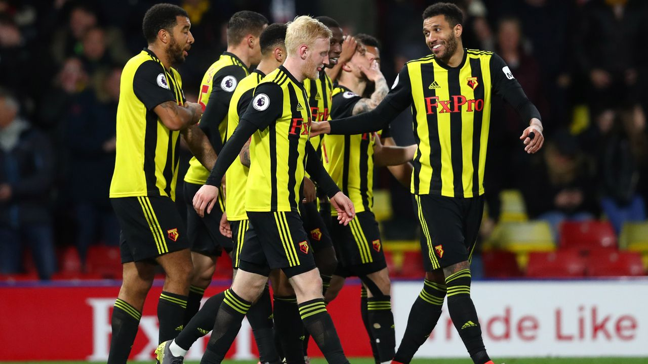 Platz 10 - FC Watford - Bildquelle: Getty Images