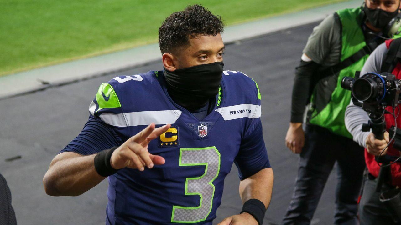 Russell Wilson (Seattle Seahawks)  - Bildquelle: imago