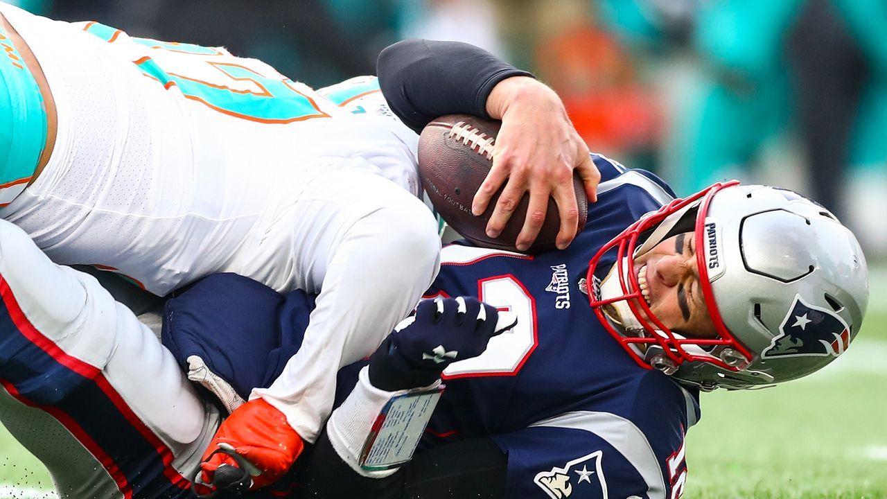 Verlierer: Offense der New England Patriots - Bildquelle: 2019 Getty Images