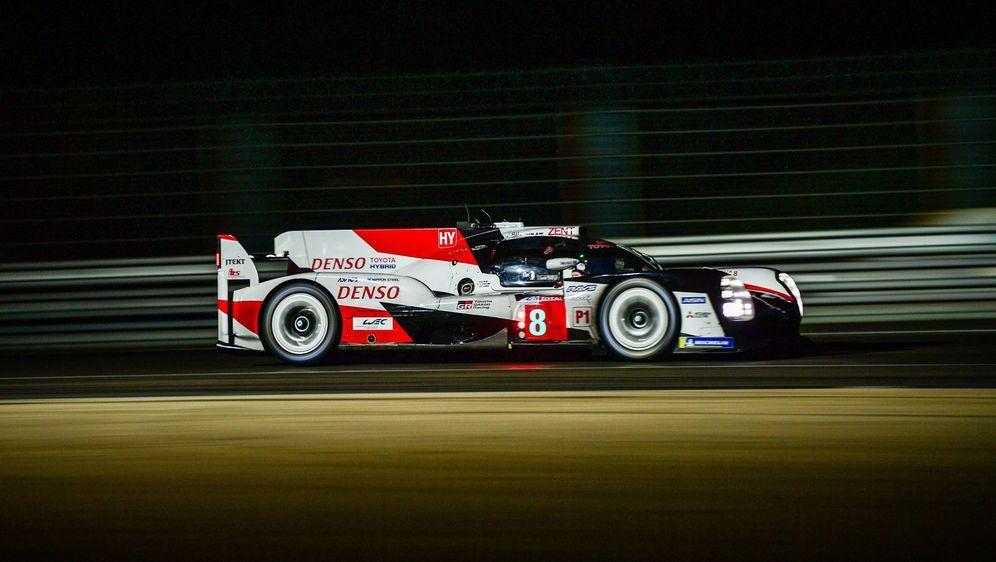Sieg in Le Mans für Alonso und seine Teamkollegen - Bildquelle: imago 2019