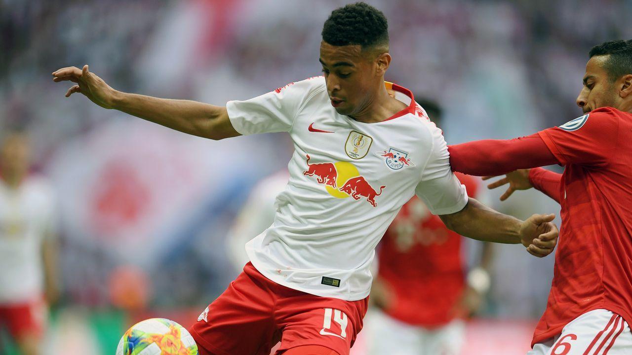 Tyler Adams (RB Leipzig) - Bildquelle: 2019 Getty Images