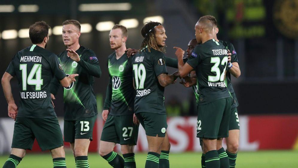 Der VfL Wolfsburg gewinnt in Mainz mit 1:0 - Bildquelle: FIROFIROSID