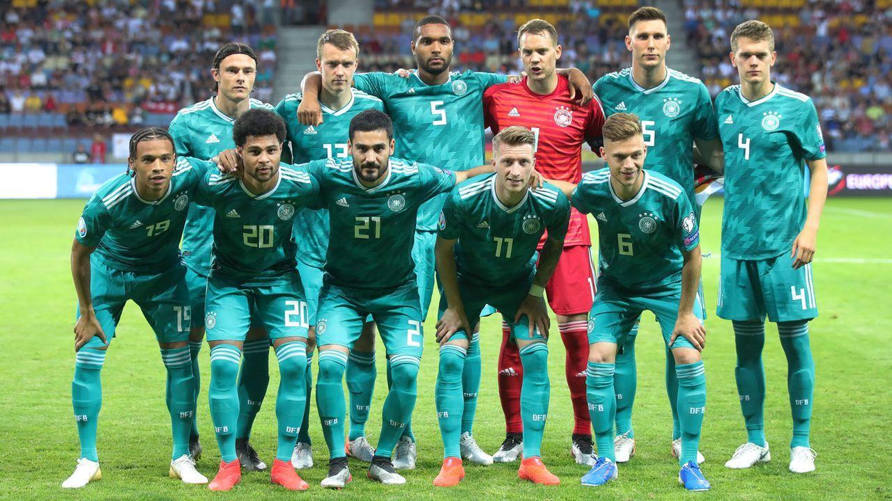 EM-Qualifikation gegen Estland - Bildquelle: 2019 Getty Images
