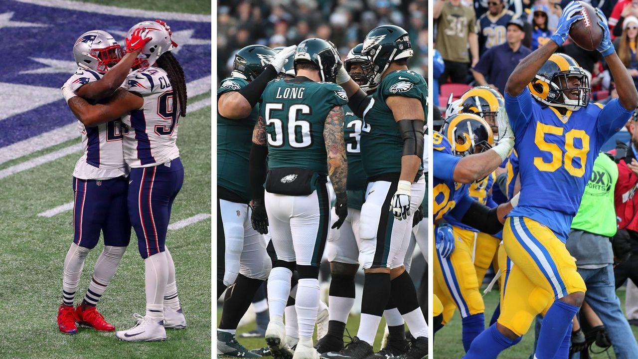 Madden 20: Das Ranking der NFL-Teams - Bildquelle: Imago