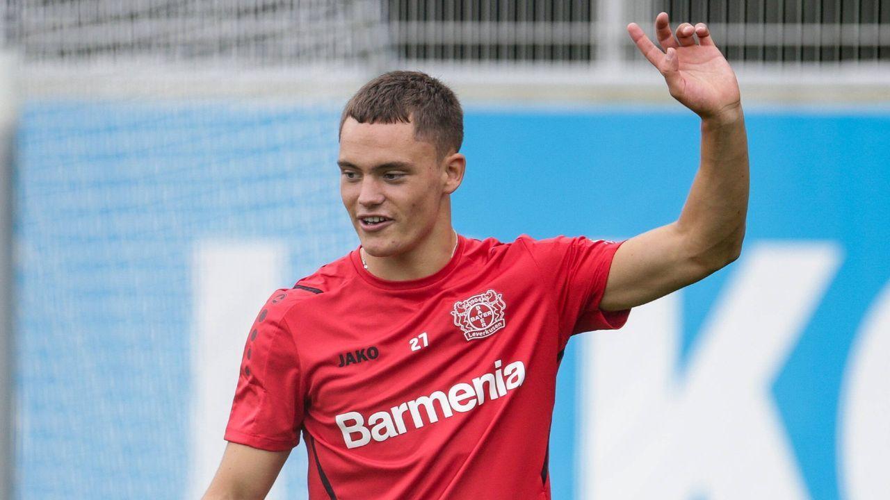 Florian Wirtz (Bayern Leverkusen) - Bildquelle: imago