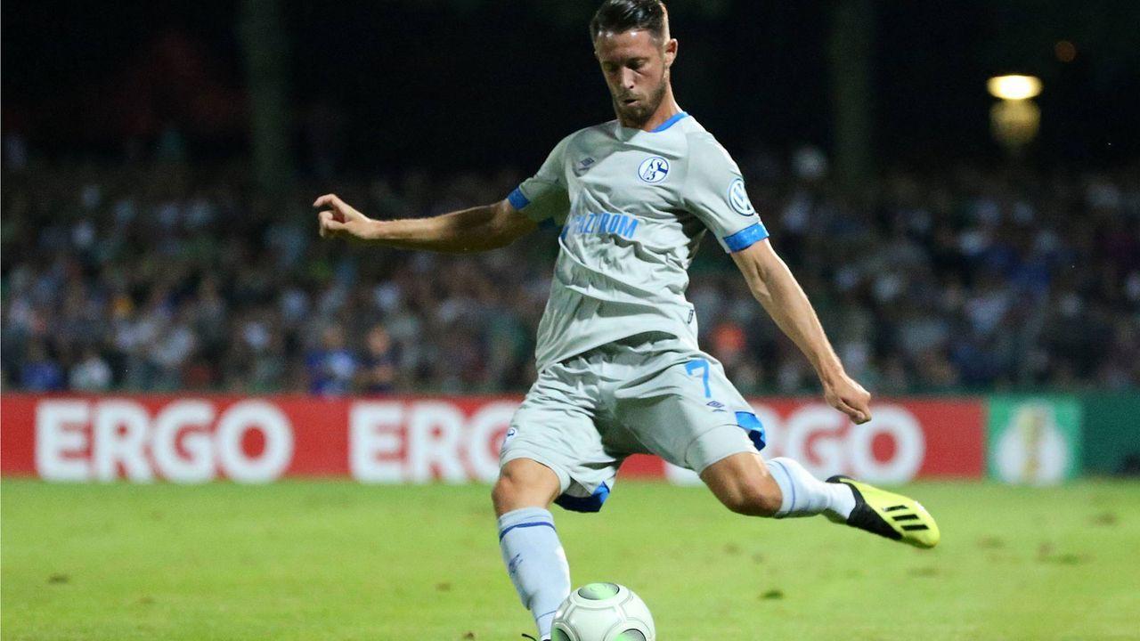 Platz 4: FC Schalke 04 - Bildquelle: imago/foto2press