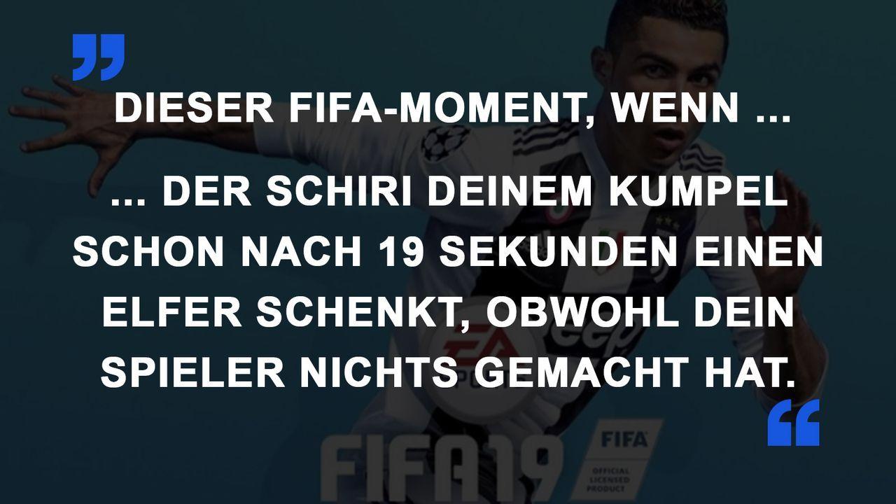 FIFA Momente Elfer