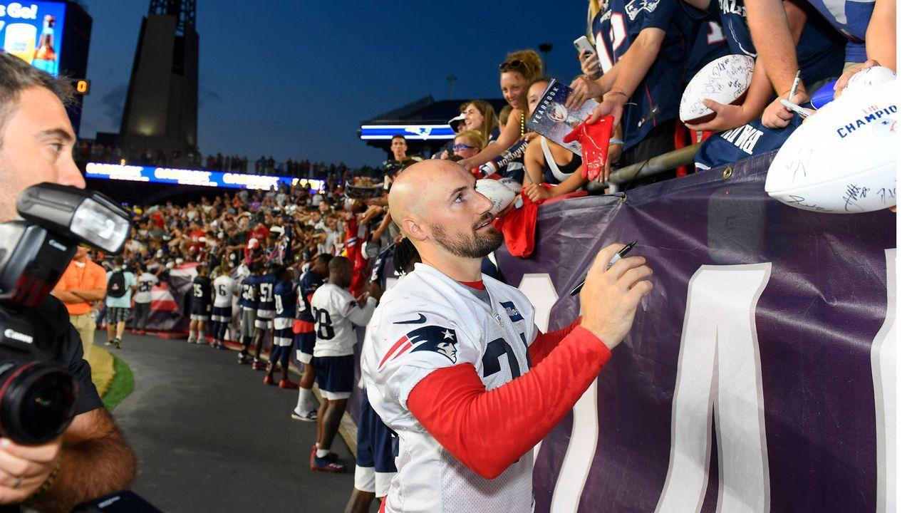 New England Patriots  - Bildquelle: imago images / ZUMA Press