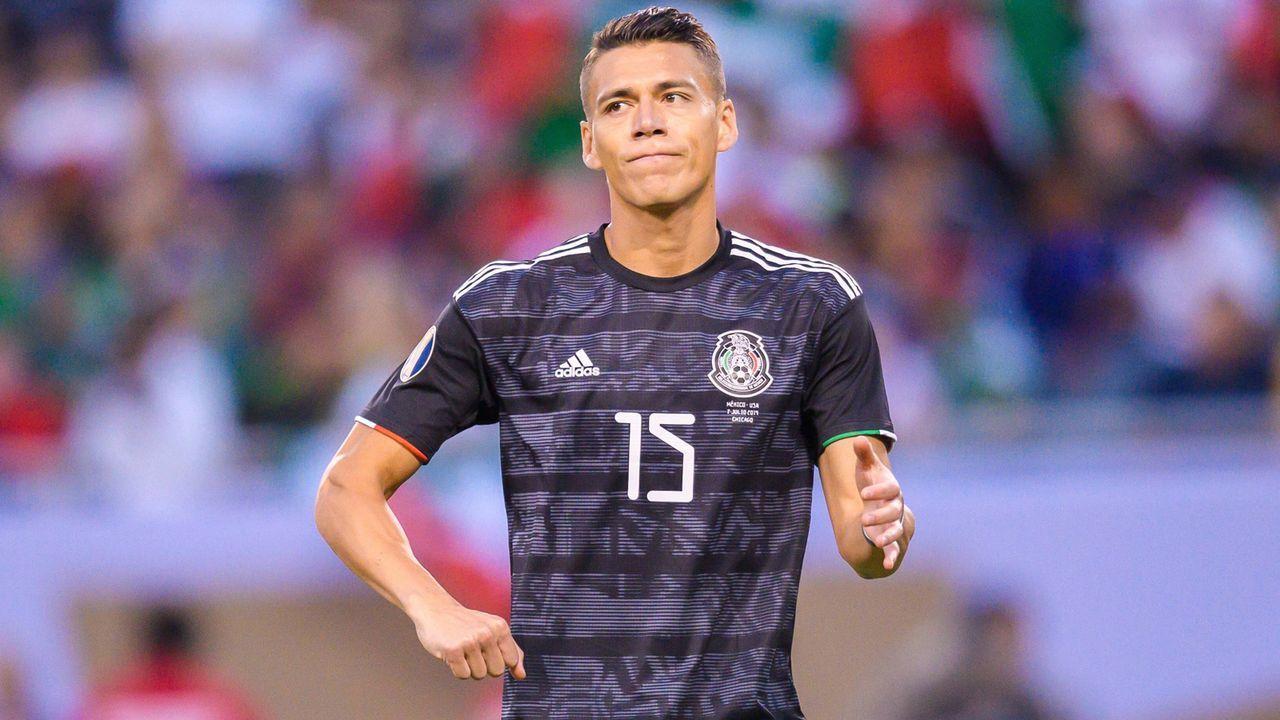 Hector Moreno (Al Gharafa Sports Club) - Bildquelle: ©Icon Sportswire (A Division of XML Team Solutions) All Rights Reserved