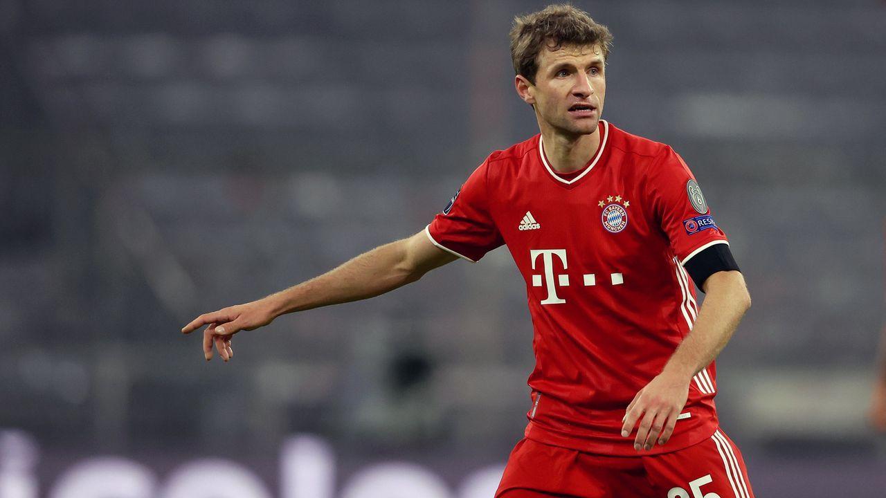 Thomas Müller (FC Bayern München) - Bildquelle: 2020 Getty Images