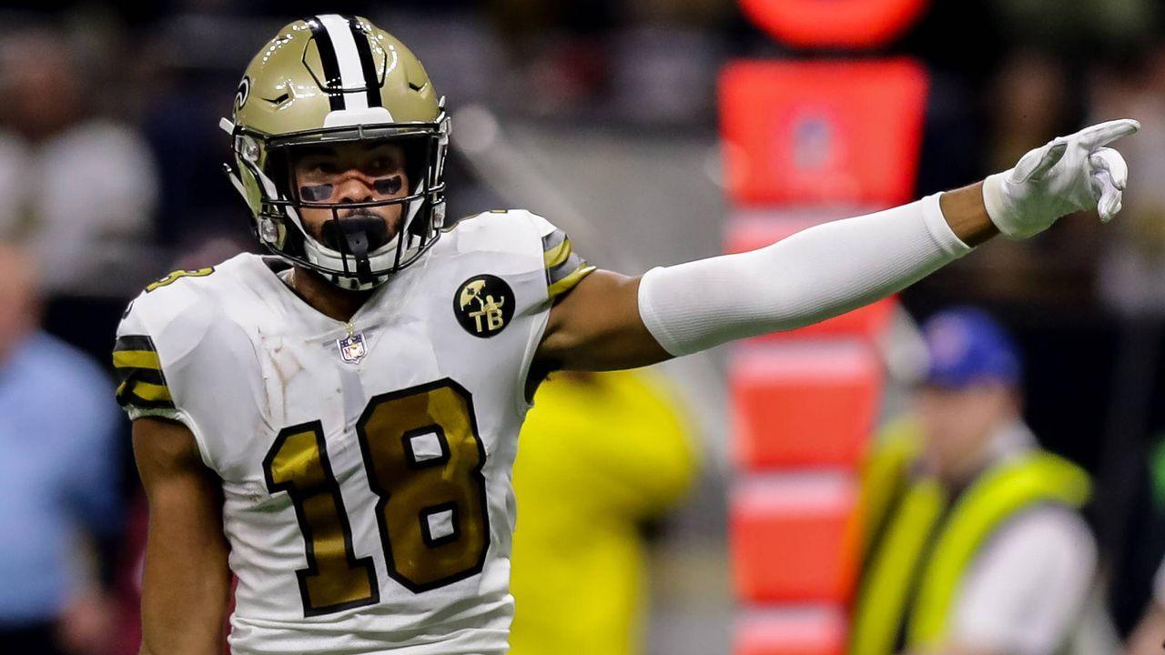 Keith Kirkwood (New Orleans Saints) - Bildquelle: imago/ZUMA Press