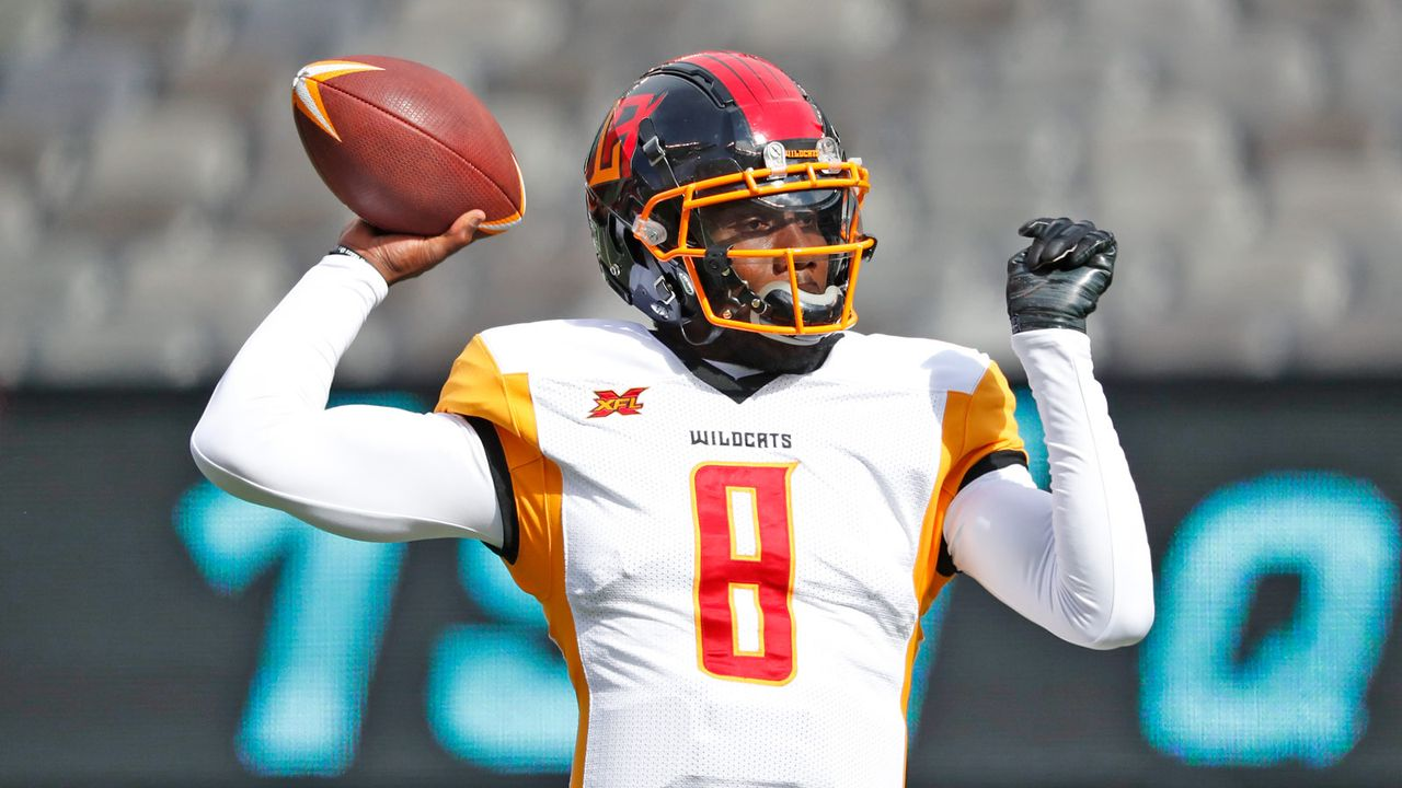 Gewinner: Josh Johnson (Quarterback, Los Angeles Wildcats) - Bildquelle: getty