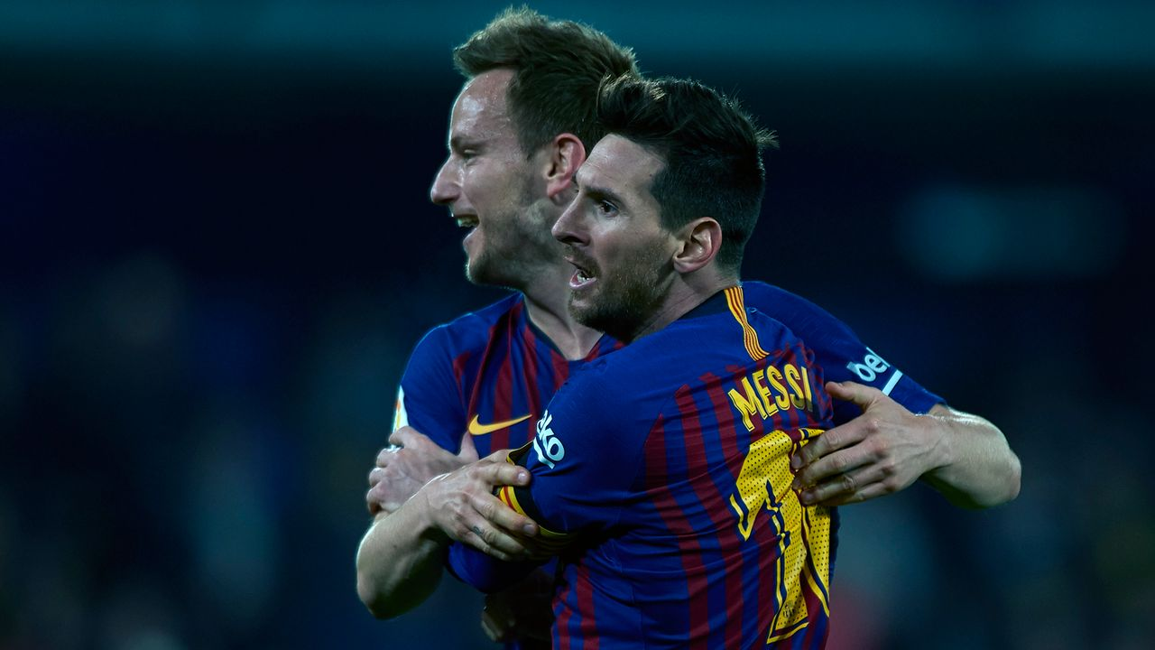 Platz 4: La Liga (Spanien) - Bildquelle: 2019 Getty Images