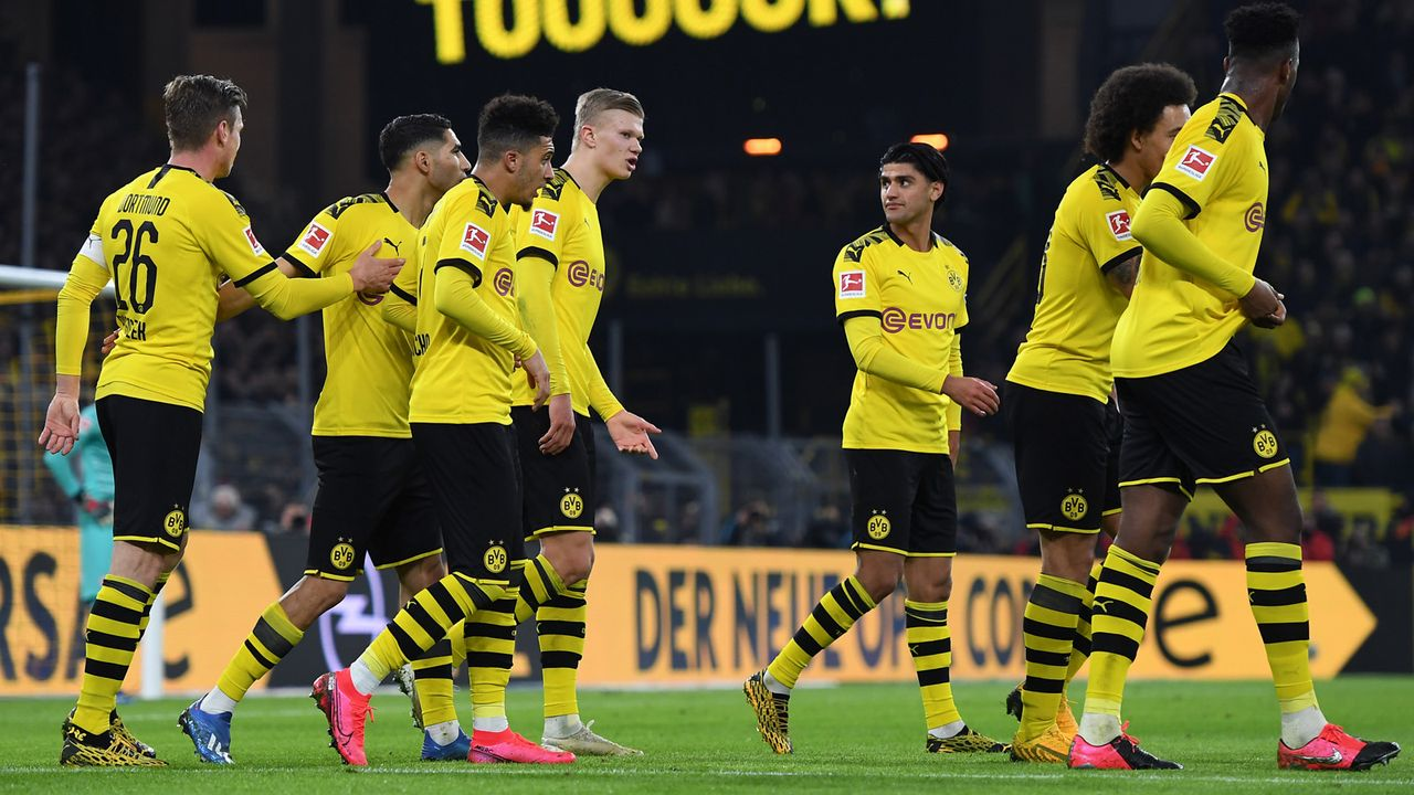 Borussia Dortmund - Bildquelle: 2020 Getty Images