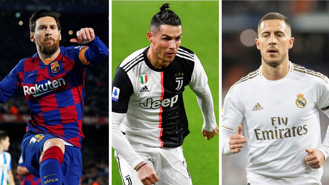 Top 10 Fußballer