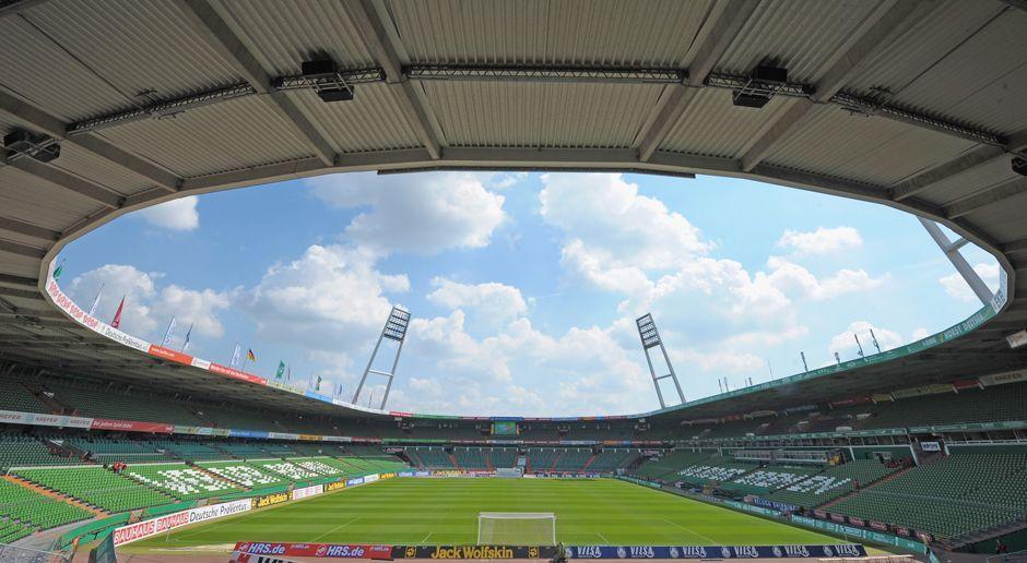 Nicht bei der EM dabei: Weserstadion Bremen - Bildquelle: Getty Images