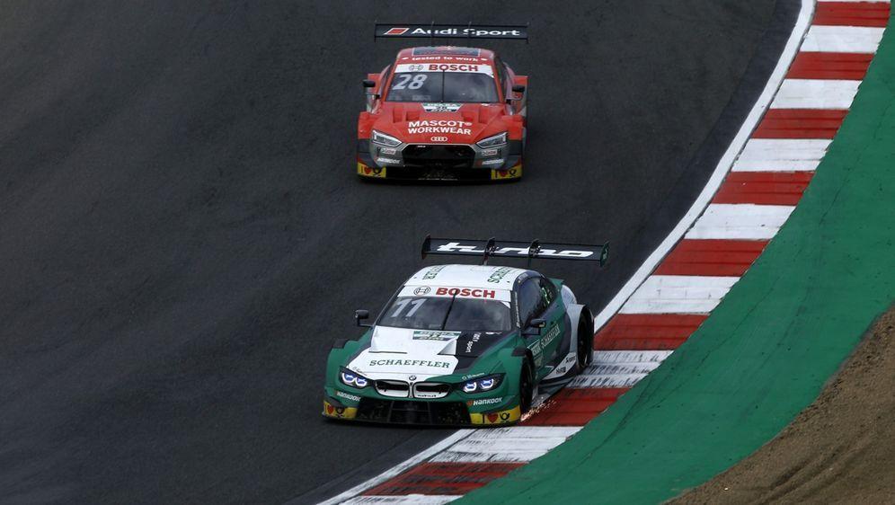 Der ITR-Test in Monza ist doch nicht die einzige Möglichkeit für Audi und BM... - Bildquelle: LAT