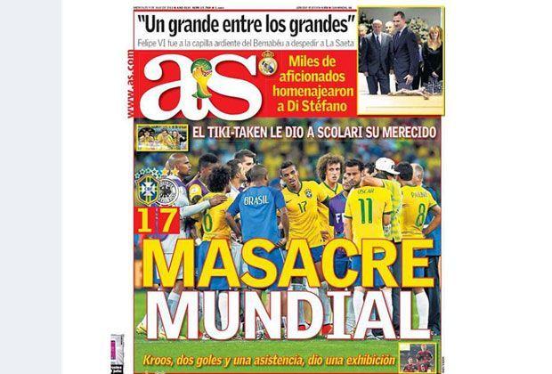 AS (Spanien) - Bildquelle: AS (Spanien)