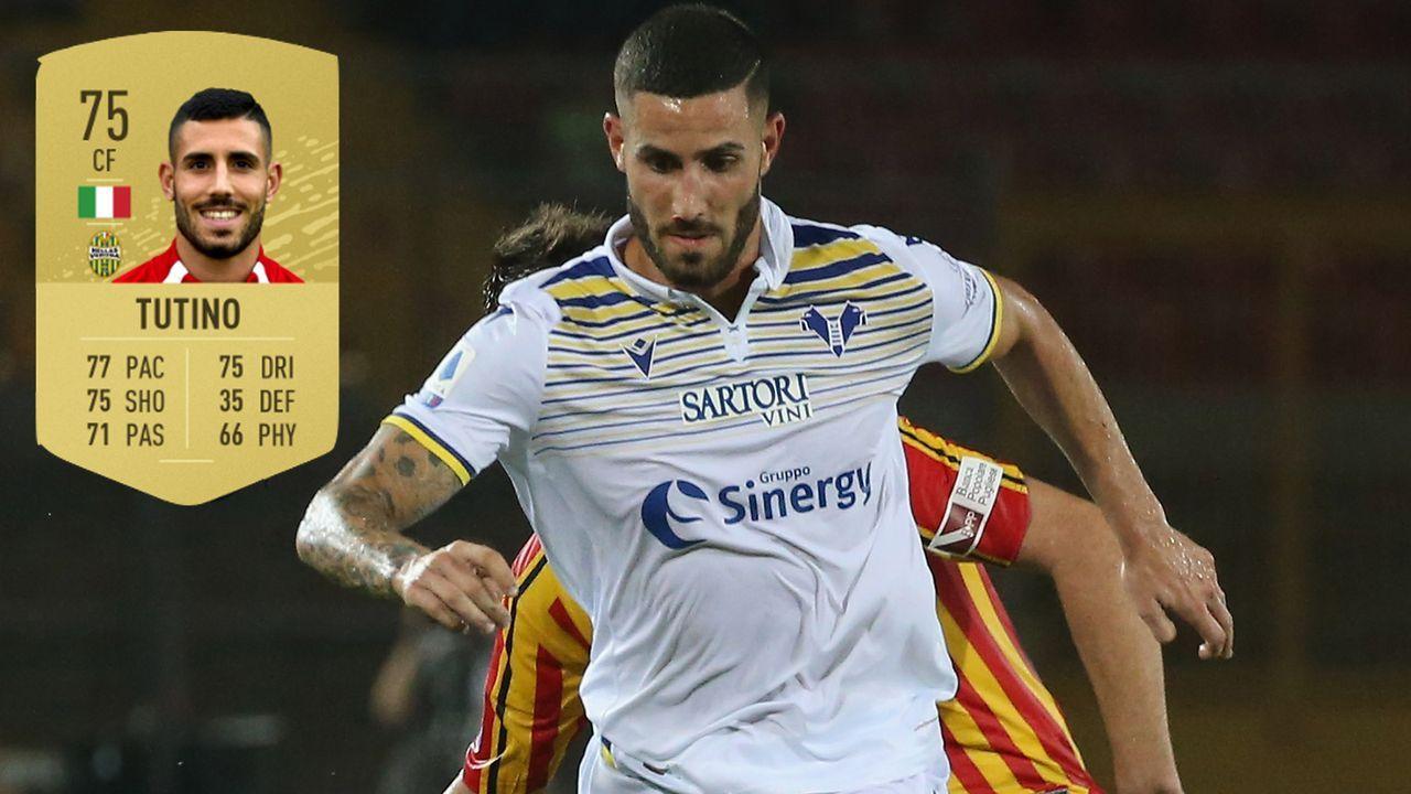 15. Gennaro Tutino (Hellas Verona) - Bildquelle: 2019 Getty Images
