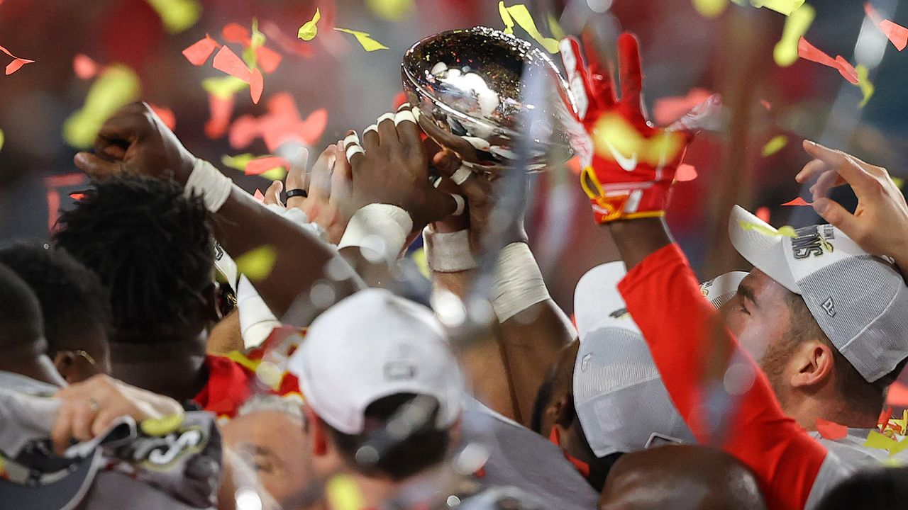 Superbowl Sieger