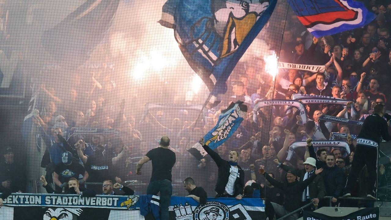 Platz 2: Hamburger SV - Bildquelle: imago