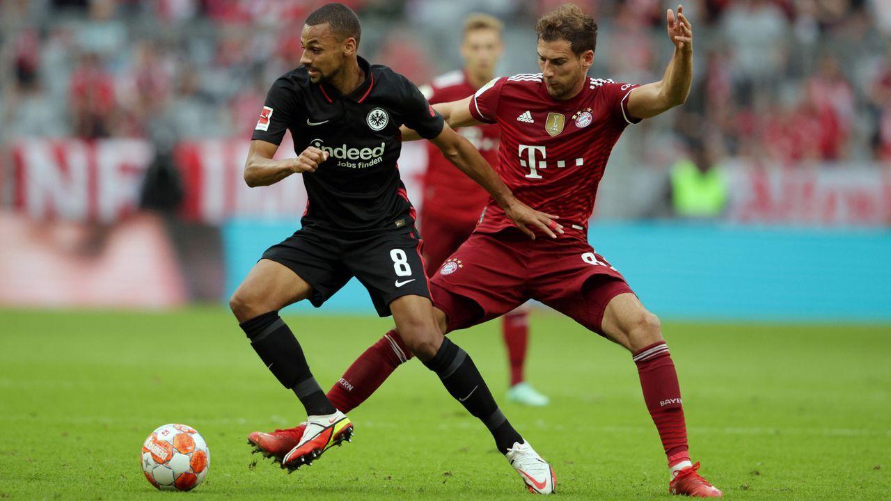Wenige Lichtblicke: FCB-Stars gegen Eintracht Frankfurt in der Einzelkritik - Bildquelle: Getty Images