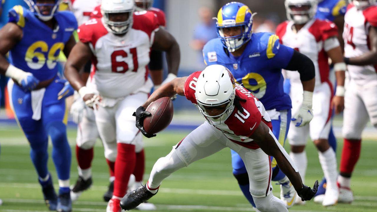 Punktemaschine Arizona Cardinals - Bildquelle: 2021 Getty Images