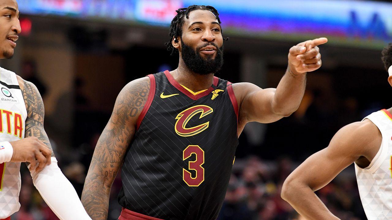 Andre Drummond (Cleveland Cavaliers) - Bildquelle: Getty Images