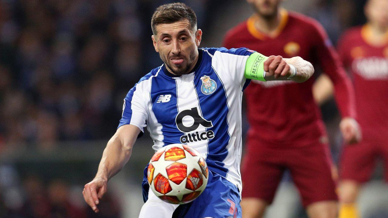 Hector Herrera (Atletico Madrid) - Bildquelle: imago images / ZUMA Press