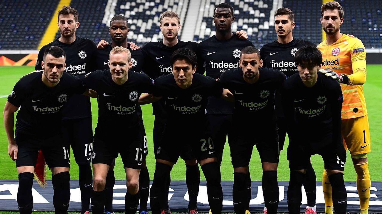 Eintracht Frankfurt - Bildquelle: imago images/Revierfoto