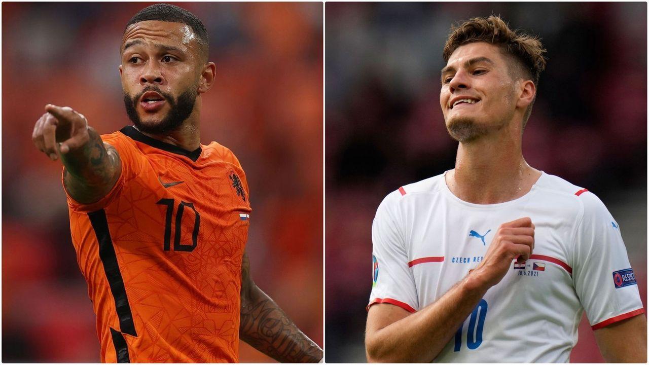 Niederlande vs. Tschechien - Bildquelle: Getty Images/Getty Images