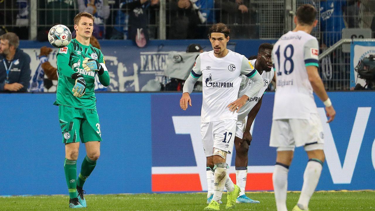 Auslaufende Verträge: FC Schalke 04 - Bildquelle: Imago