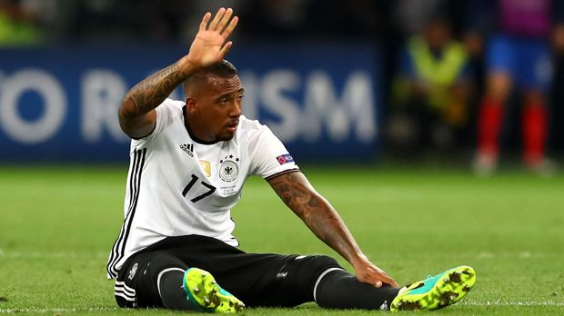 Jerome Boateng - Bildquelle: Getty