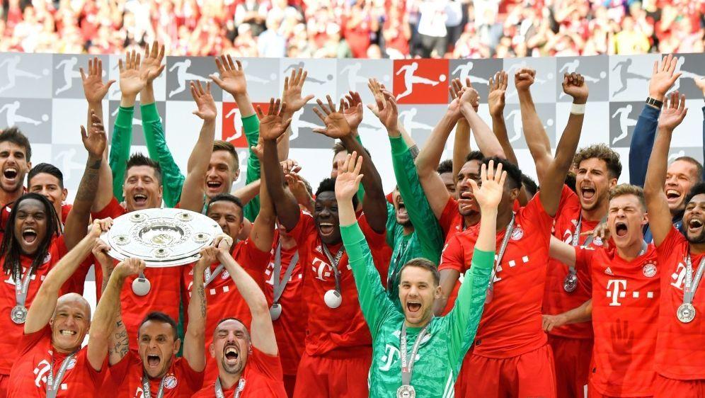 Nach der Meisterschaft will Bayern auch den Pokal holen - Bildquelle: AFPSIDJohn MACDOUGALL