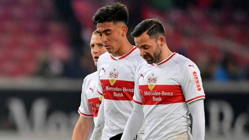 Stuttgart verliert auch gegen Bayer Leverkusen - Bildquelle: PIXATHLONPIXATHLONSID