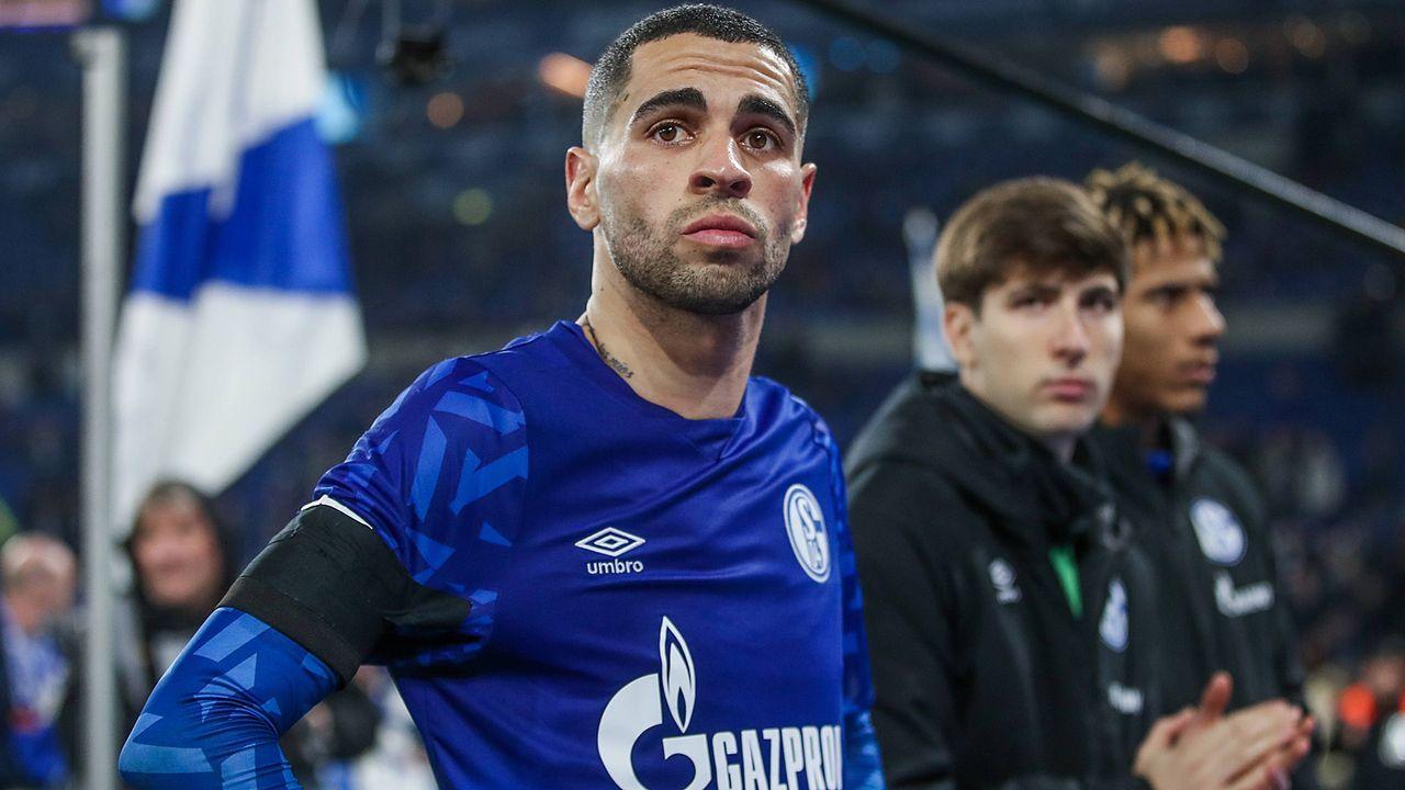 Omar Mascarell (FC Schalke 04) - Bildquelle: imago