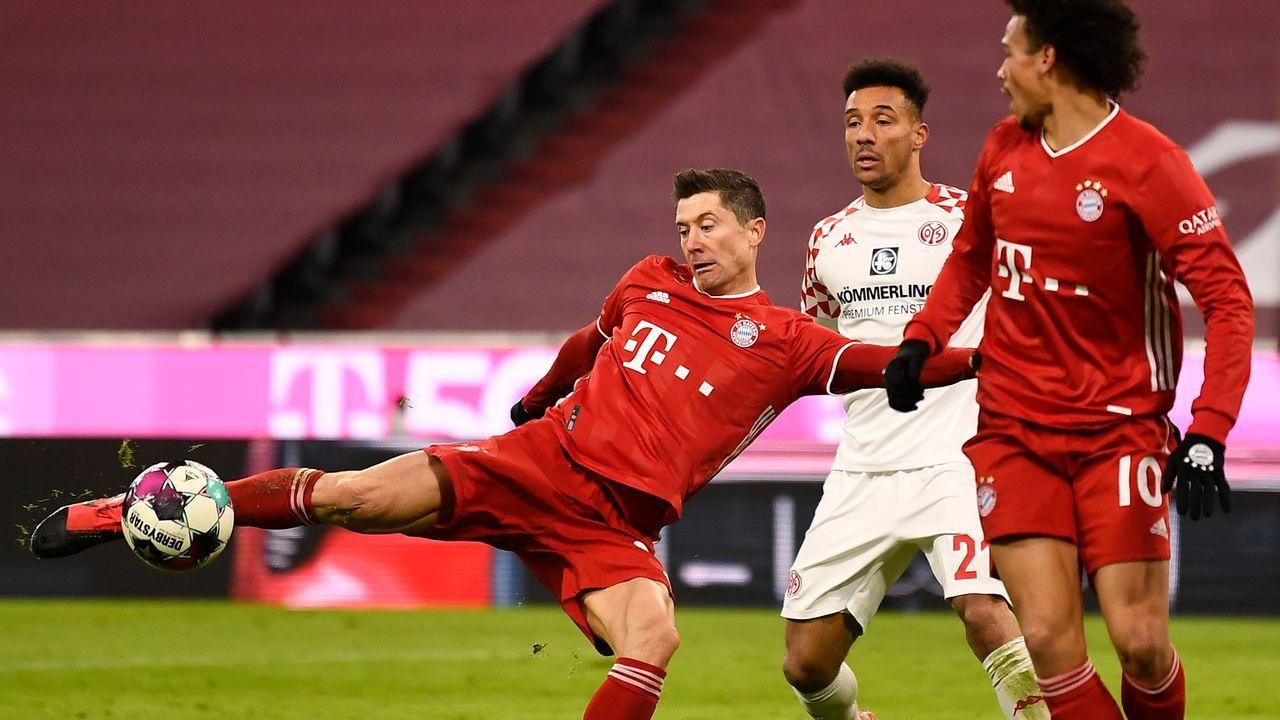 1. FSV Mainz 05 - Bildquelle: Getty Images