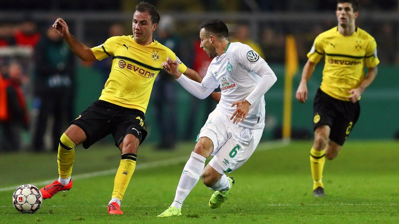 Dortmund mit regelmäßigen Pokal-Überstunden - Bildquelle: 2019 Getty Images