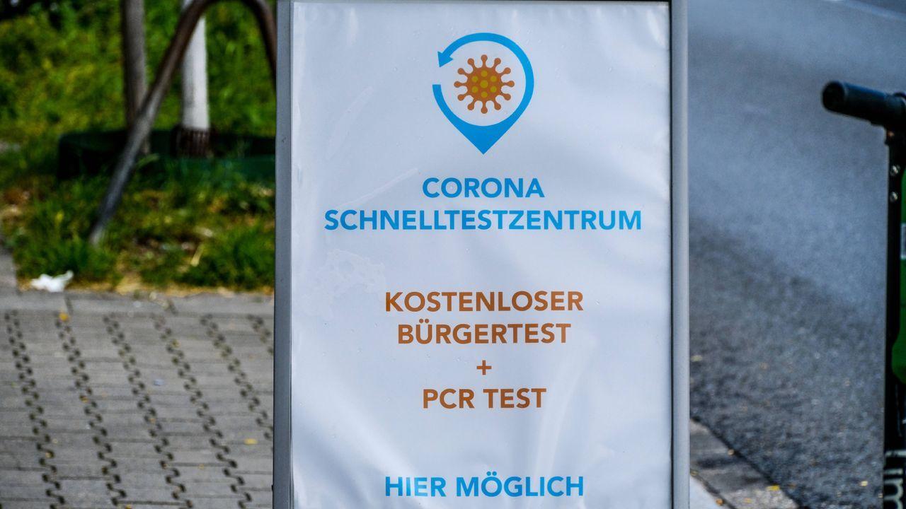 PCR-Test - Bildquelle: Imago