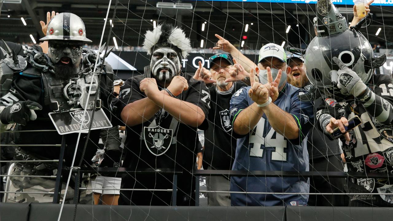 Platz 10: Las Vegas Raiders - Bildquelle: Getty Images
