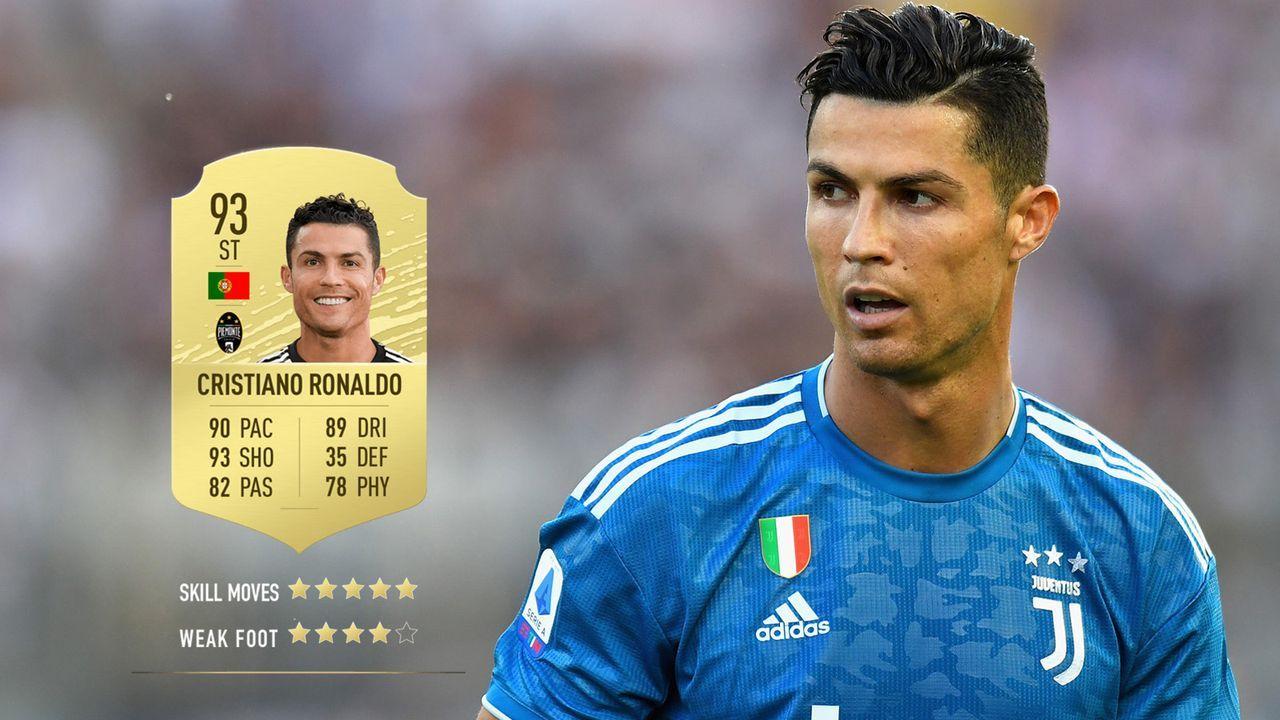 2. Cristiano Ronaldo (Piemonte Calcio)  - Bildquelle: 2019 Getty Images