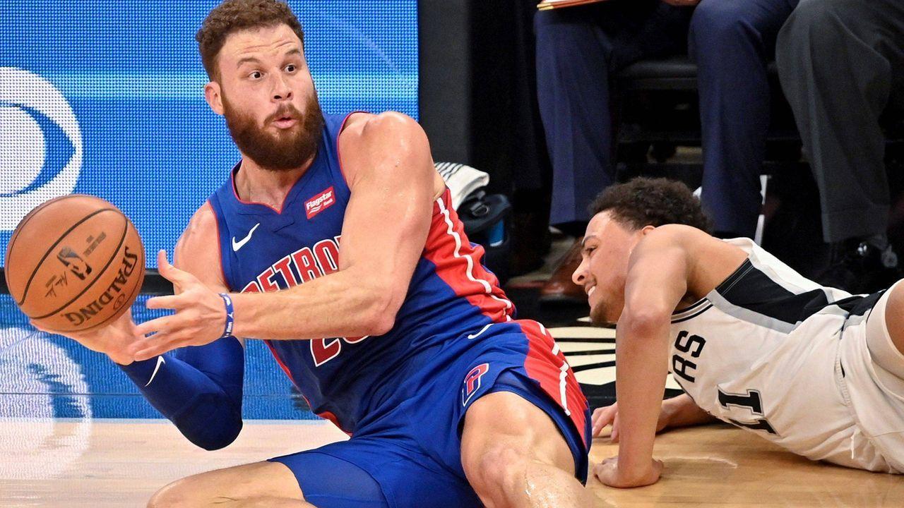 Platz 26: Detroit Pistons - Bildquelle: imago