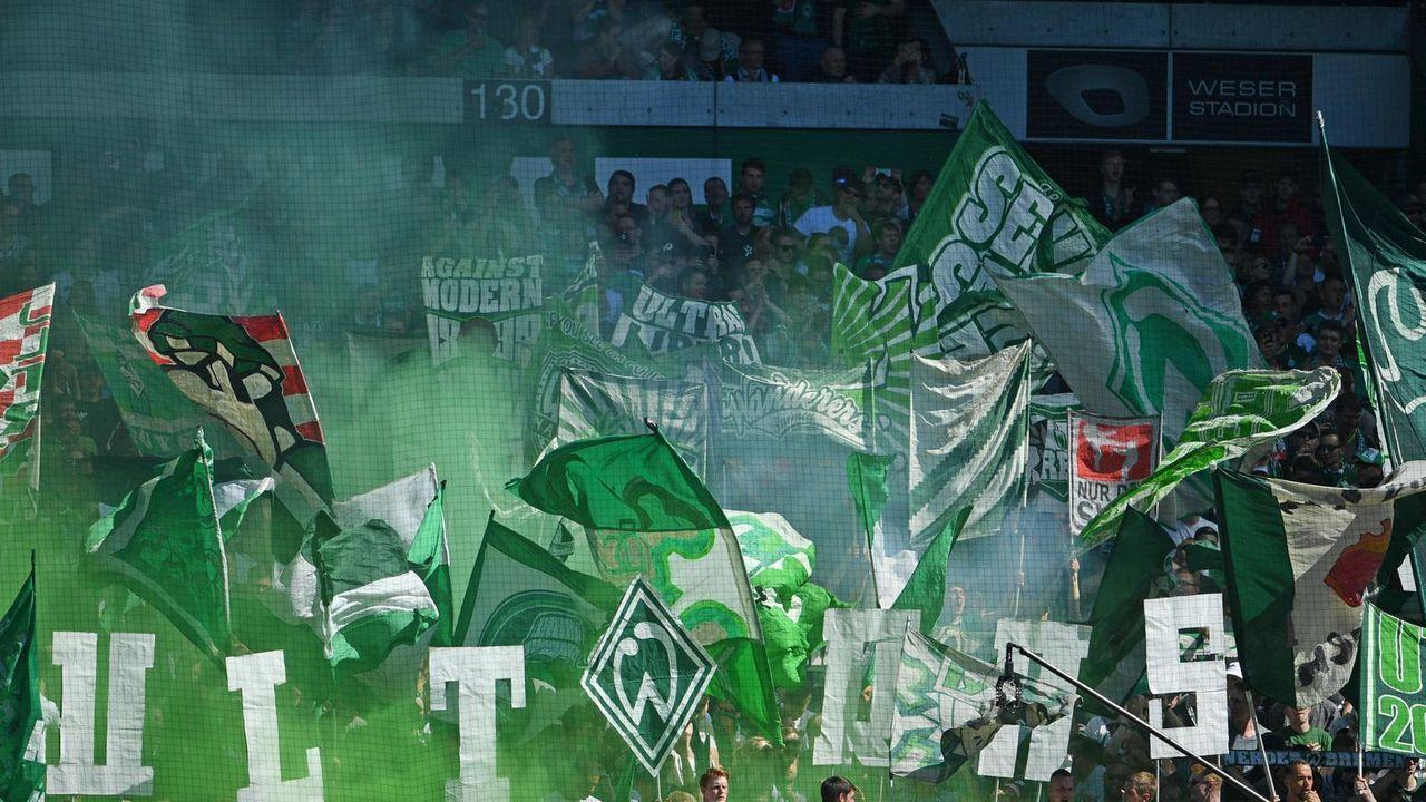 Platz 9: SV Werder Bremen - Bildquelle: getty