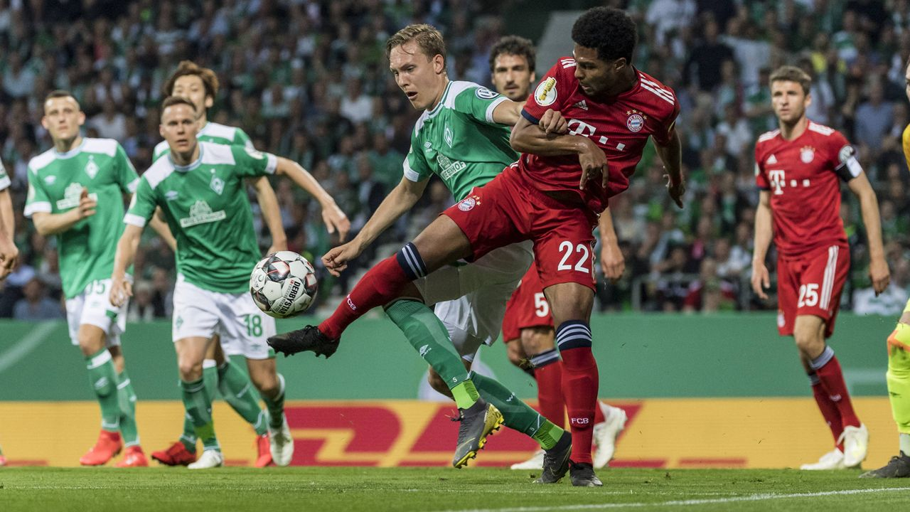 Serge Gnabry (Bayern München)
